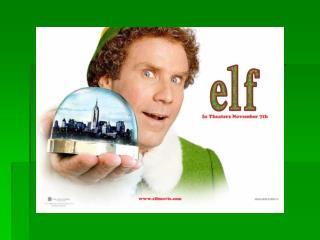 """A Hero's Journey """"Elf"""""""