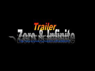 Zero & Infinite