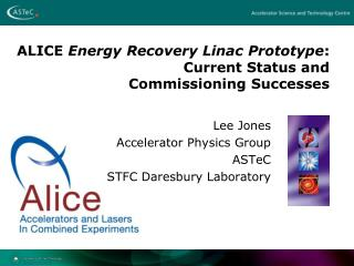 ALICE  Energy Recovery Linac Prototype : Current Status and Commissioning Successes
