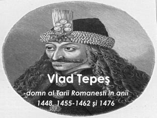 Vlad Ţepeş