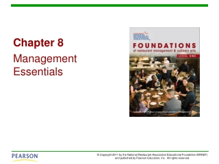 Chapter 8: Foundations of Interpersonal Communication