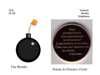 CLA           Yannick 12-02   Amélie Stéphanie