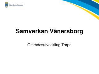 Samverkan Vänersborg