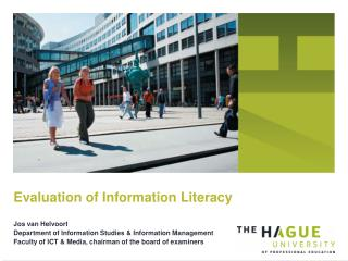 Evaluation of Information Literacy