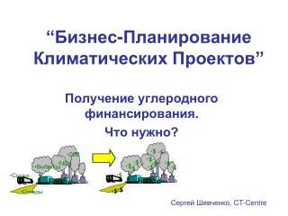 """""""Бизнес-Планирование Климатических Проектов"""""""