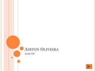 Airton Oliveira