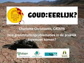 Charlotte Christiaens, CATAPA