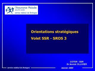 COTER / SSR Dr Annick OLLIVIER