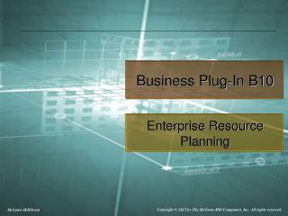 Business Plug-In B10