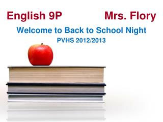 English 9PMrs. Flory