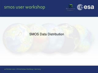 SMOS Data Distribution