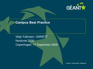 Campus Best Practice