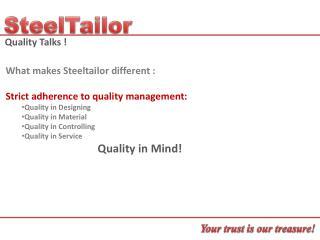 Quality Talks !