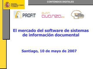 El mercado del software de sistemas de información documental