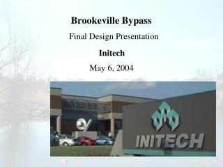 Brookeville Bypass