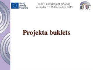 Projekta buklets