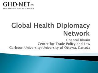 Global Health Diplomacy Network