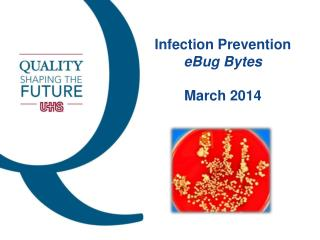 Infection Prevention eBug  Bytes March 2014