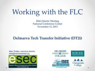 Working  with the FLC