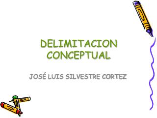 DELIMITACION  CONCEPTUAL