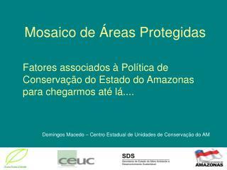 Mosaico de Áreas Protegidas