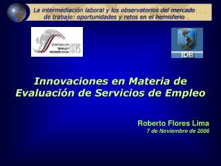 La intermediación laboral y los observatorios del mercado