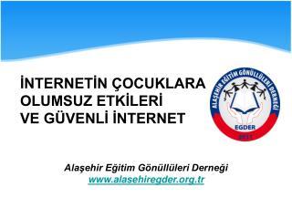 Alaşehir Eğitim Gönüllüleri Derneği alasehiregder.tr