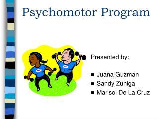 Psychomotor Program