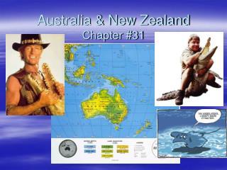 Australia & New Zealand Chapter #31