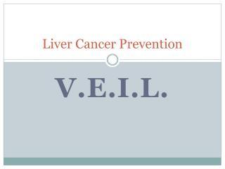 Liver Cancer Prevention
