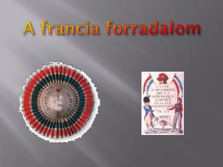 A francia forradalom