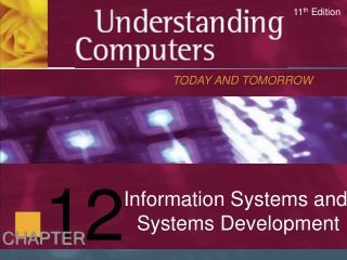 Information Systems and Systems Development
