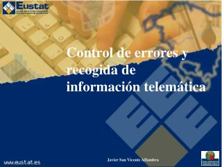 AREA DE INFRAESTRUCTURA ESTADISTICA 14/05/03