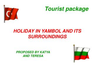 Tourist package