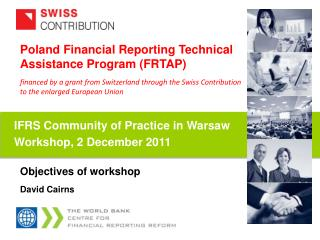 Poland  Financial Reporting Technical Assistance Program (FRTAP)