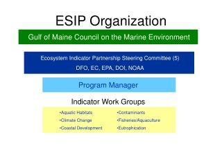 ESIP Organization