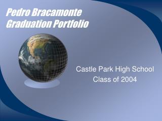 Pedro Bracamonte Graduation Portfolio