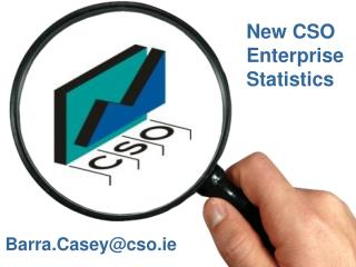 New  CSO  Enterprise Statistics