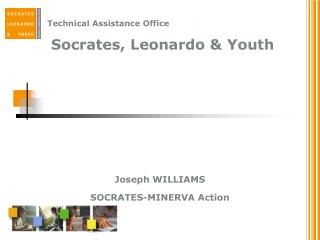Socrates, Leonardo & Youth