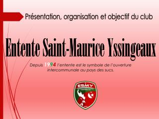 Entente Saint-Maurice Yssingeaux