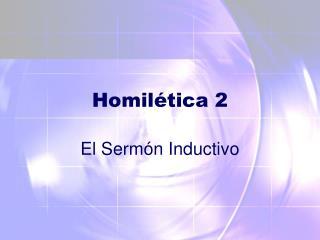 Homil�tica 2