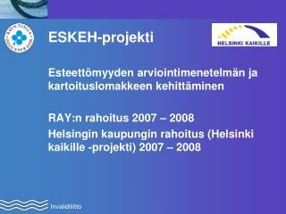 ESKEH-projekti