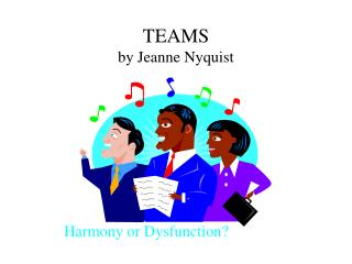 TEAMS by Jeanne Nyquist