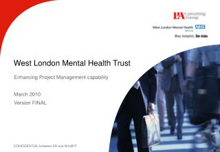 West London Mental Health Trust