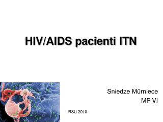 HIV/AIDS pacienti ITN