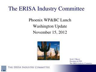 The ERISA Industry Committee