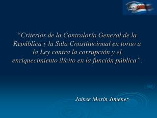 Jaínse Marín Jiménez