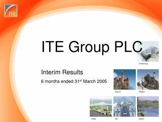 ITE Group PLC