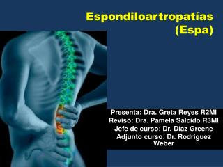Espondiloartropat�as (Espa)