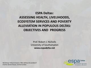 ESPA Deltas:
